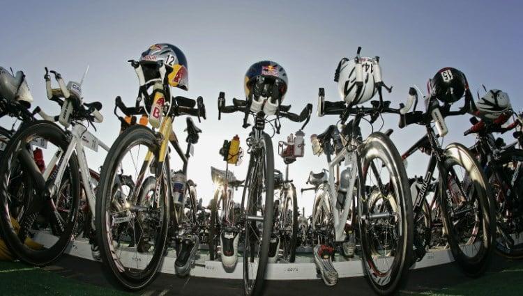 Styrkeprogramm til sykkel