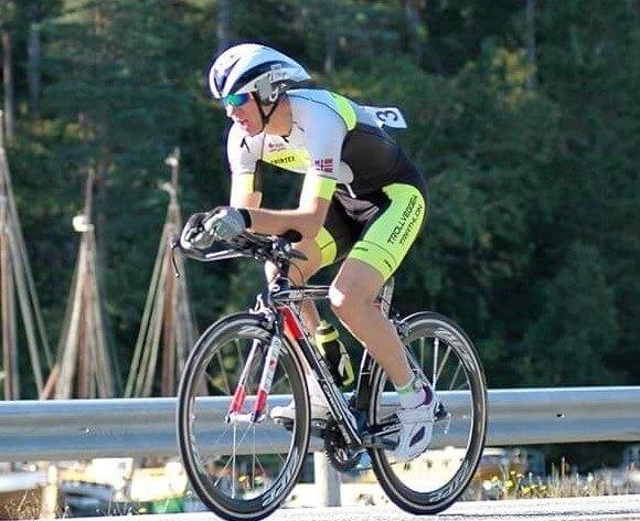 Egil Stavik triathlon