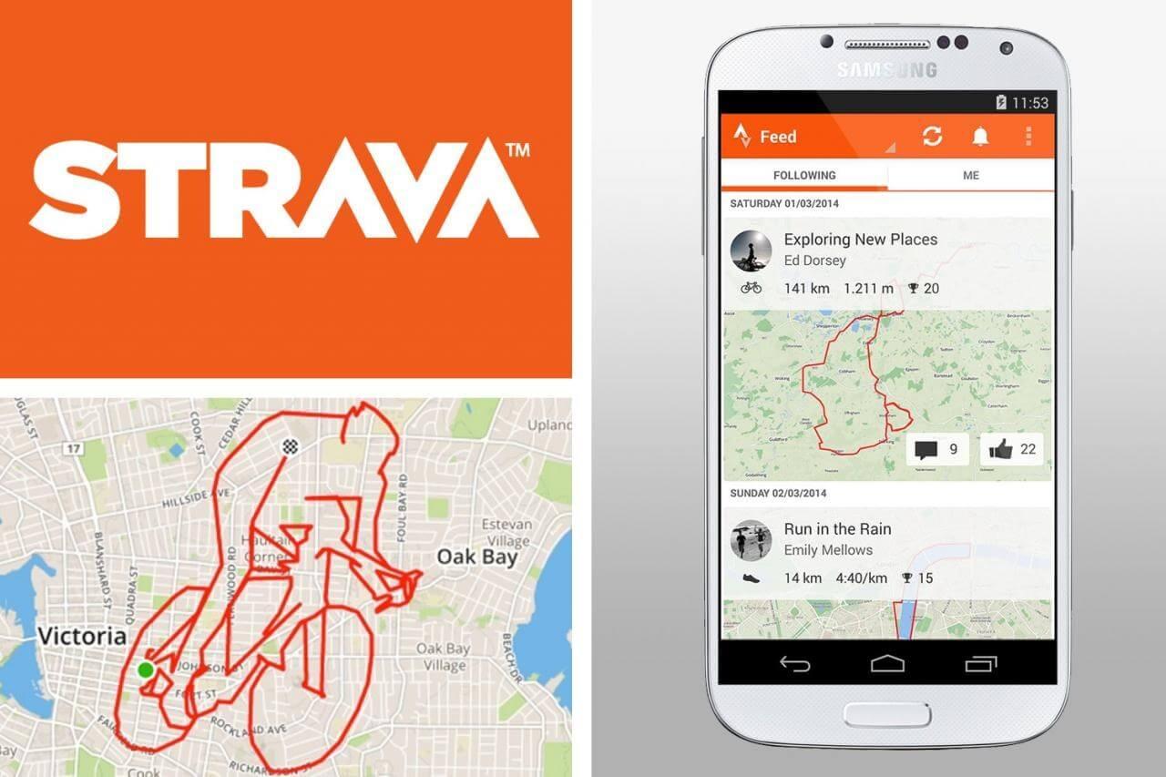 Beste app til triathlon