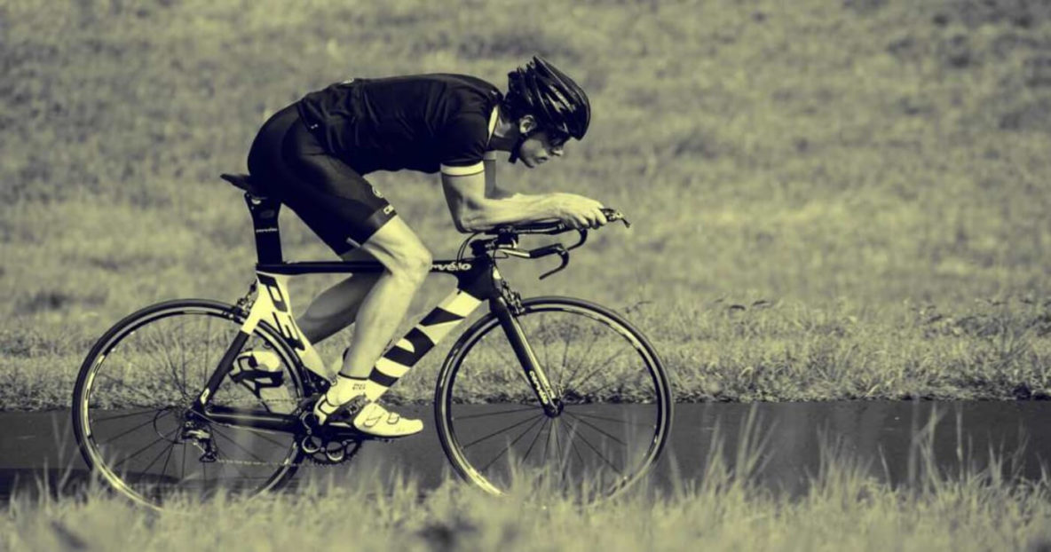 Triathlon-sykkel-temposykkel