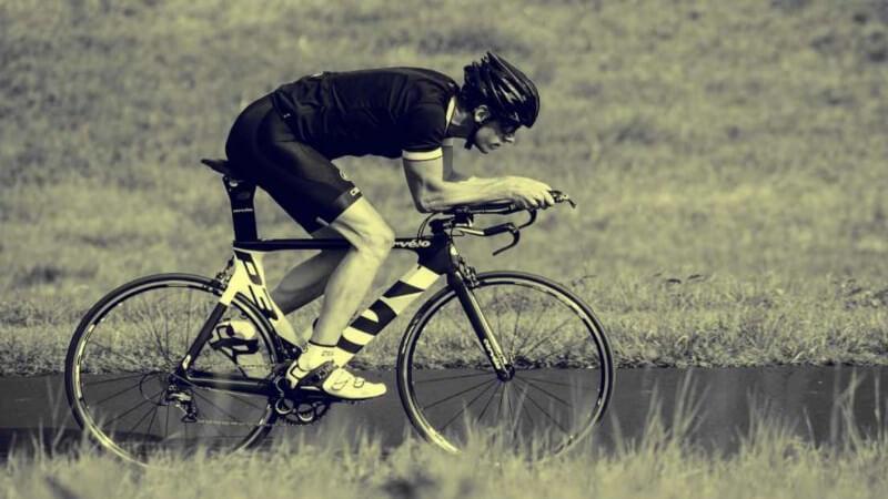 Triathlon sykkel