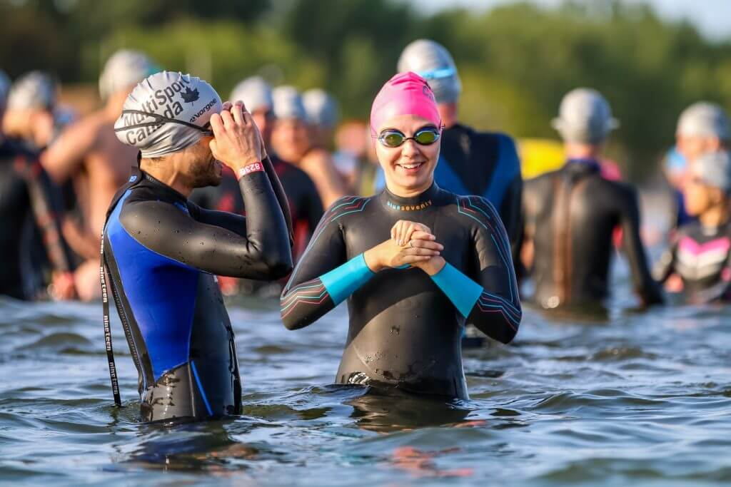 Triathlon våtdrakt