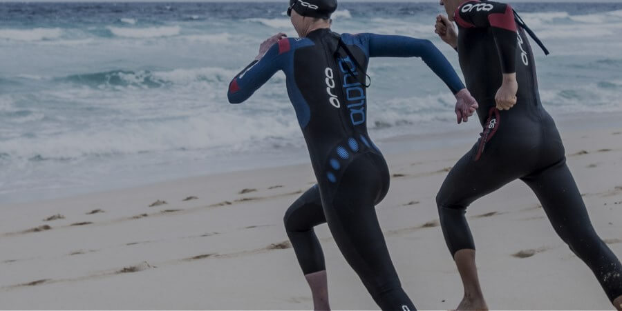 Våtdrakt til triathlon